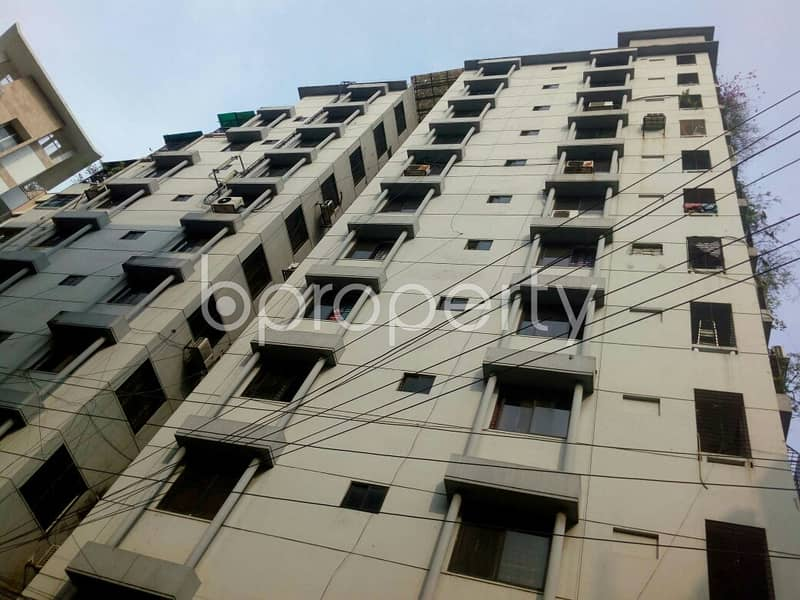 An Area Of 1265 Sq Ft Flat In Purana Paltan Nearby Purana Paltan Girls' College Is Up For Sale.
