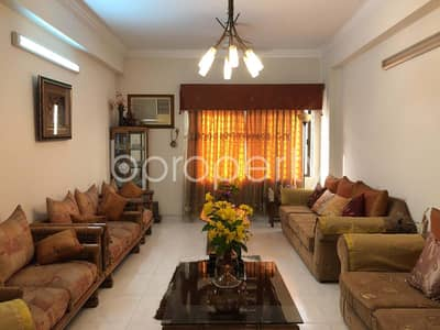 Beautifully Designed Lake front apartment for Sale in Gulshan 2, near Manarat International University