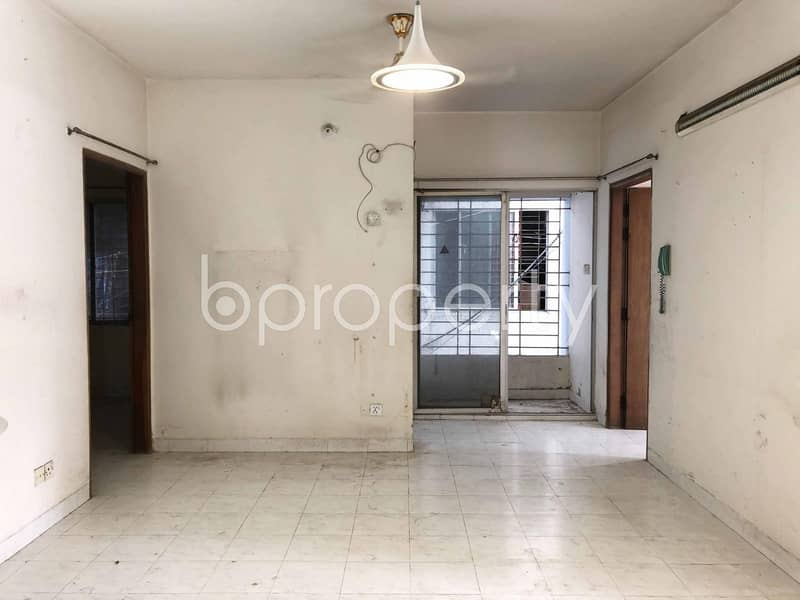 Get Comfortable In A Nice Flat For Sale In Khilgaon Nearby Future Commerce College
