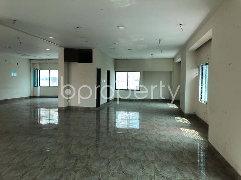 Spacious Office Space Available For Rent In Gulshan 1 Near Gulshan 1 DCC Market