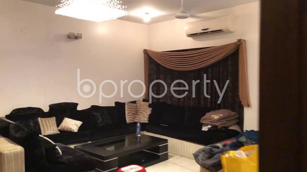 Luxurious Residential Apartment for Sale in Dhanmondi near Dr. Malika College