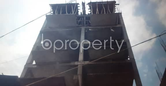 4 Bedroom Apartment for Sale in Bashabo, Dhaka - 1500 Sq. Ft. Flat For Sale Near Kadamtala Masjid & Madrasah In Bashabo