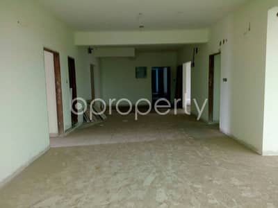 Floor for Rent in Cantonment, Dhaka - Ample Commercial Space Is Available For Rent In Matikata Road Nearby Baitul Mamur Jame Masjid