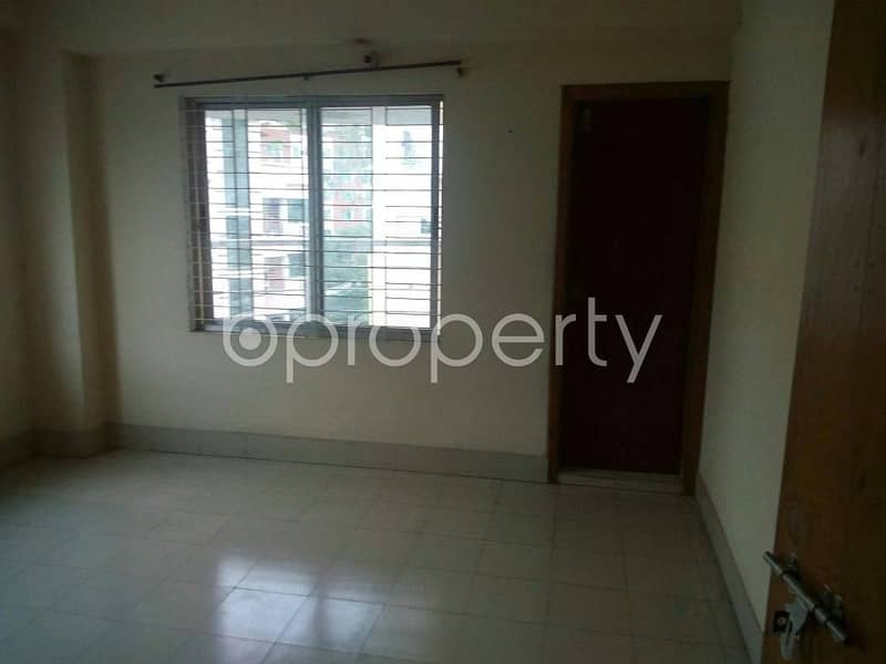A 900 SQ Ft nice and comfortable flat is up for rent in Chatogram near to First Security Islami Bank Limited | Panchlaish Branch