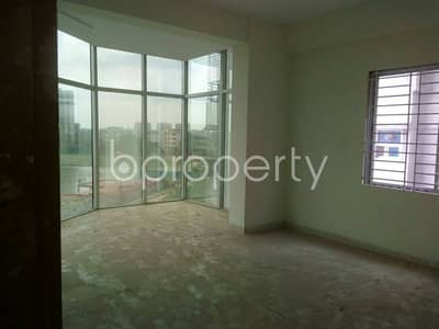 Floor for Rent in Cantonment, Dhaka - Set up your new office in the location of Cantonment nearby Khan Polli Jame Masjid as a 6800 Sq. Ft. is prepared to be rented.