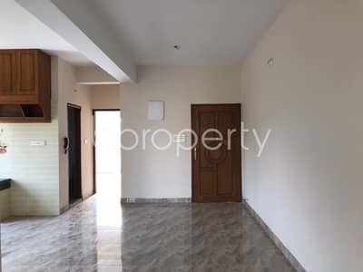 2 Bedroom Apartment for Sale in Bashundhara R-A, Dhaka - A Fascinating Apartment In Bashundhara R-A Near Bashundhara Eye Hospital Is Up For Sale