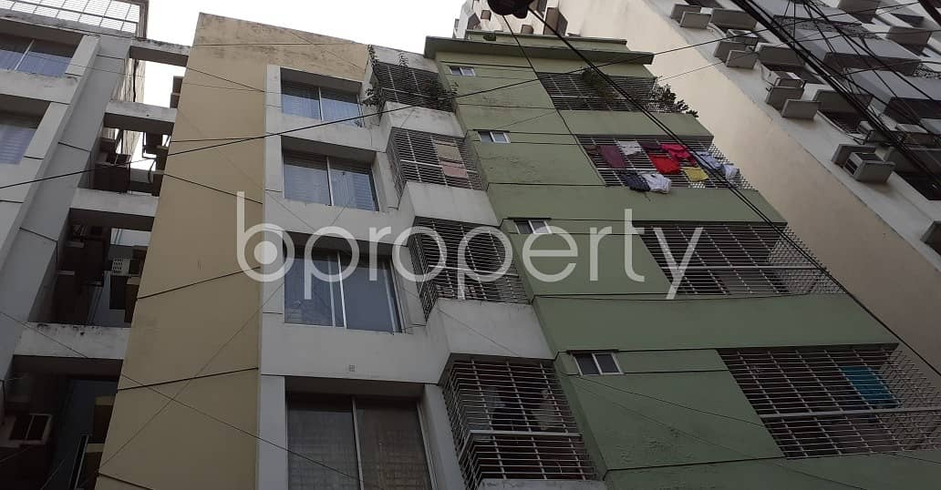 Remarkable Flat Is Up For Rent In Green Road Nearby Green Life Medical College And Hospital