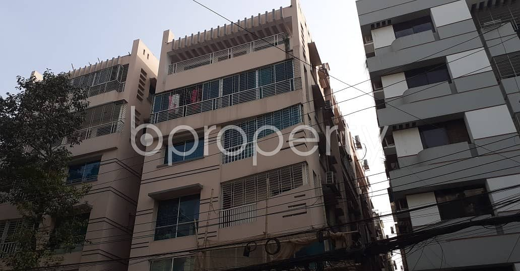 For Rental purpose 2250 SQ FT flat is now up to Rent in Gulshan close to Gulshan Police Station