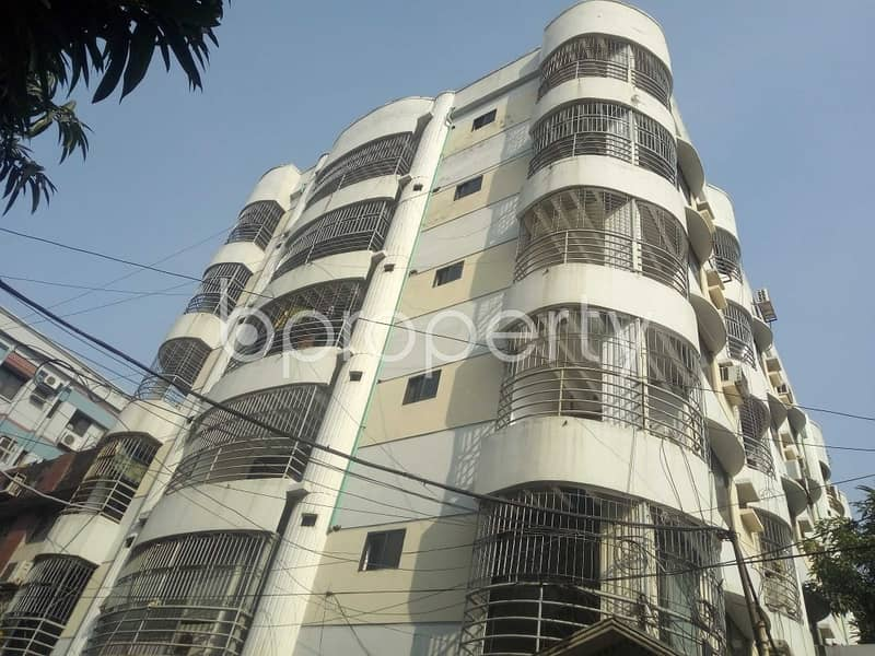 Well Developed Flat Is Up For Rent In Gulshan 1, Nearby Gulshan Post Office