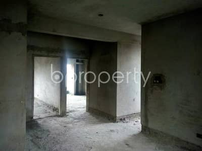 3 Bedroom Flat for Sale in Bashundhara R-A, Dhaka - Find 1350 SQ FT flat available for Sale in Bashundhara R/A near to AIUB