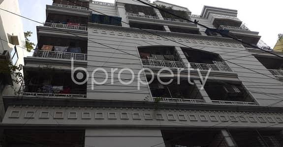 3 Bedroom Apartment for Rent in Kalabagan, Dhaka - Convenient Apartment For Rent In Lake Circus Road Near Masjid-e-baqquatil Mubaraquah