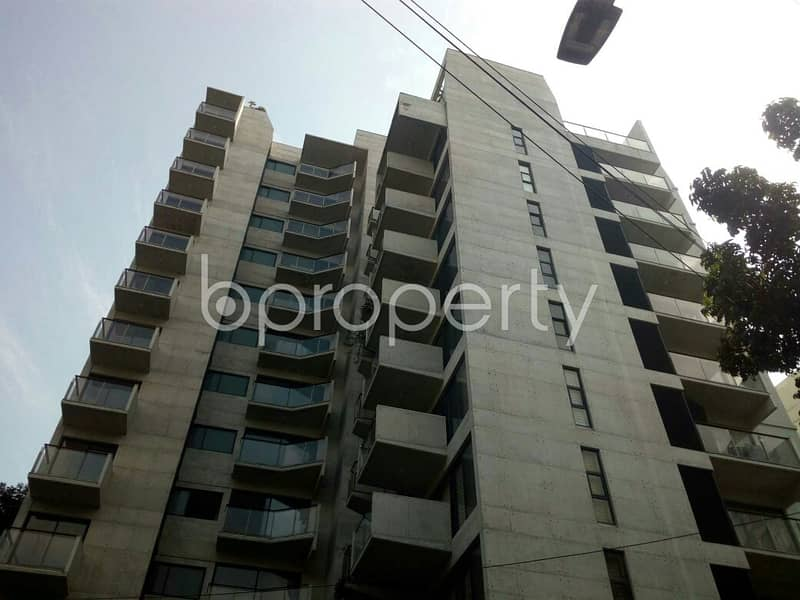 Elegant Flat For Rent In Banani Nearby Southeast University