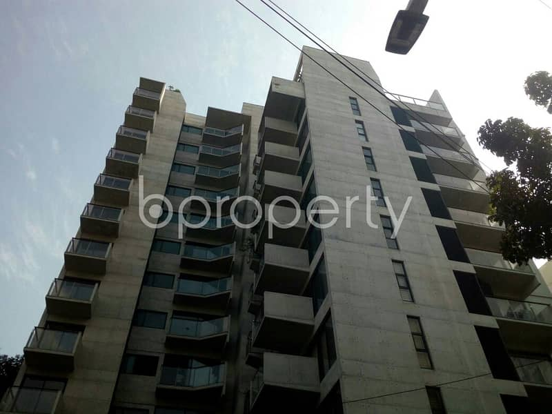 Spacious Apartment Is Ready For Rent At Banani Nearby Southeast University