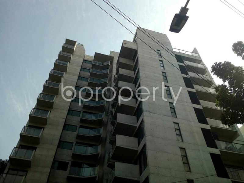 Remarkable Flat Is Up For Rent In Banani Nearby Southeast University
