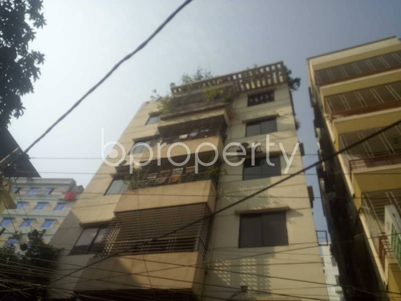 A Fine Flat Is Now For Rent Which Is In Baridhara Near Nurani Jame Masjid