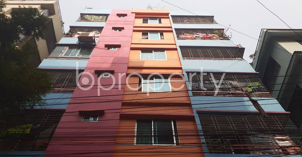 Apartment for Sale in Banasree nearby Banasree Bazar