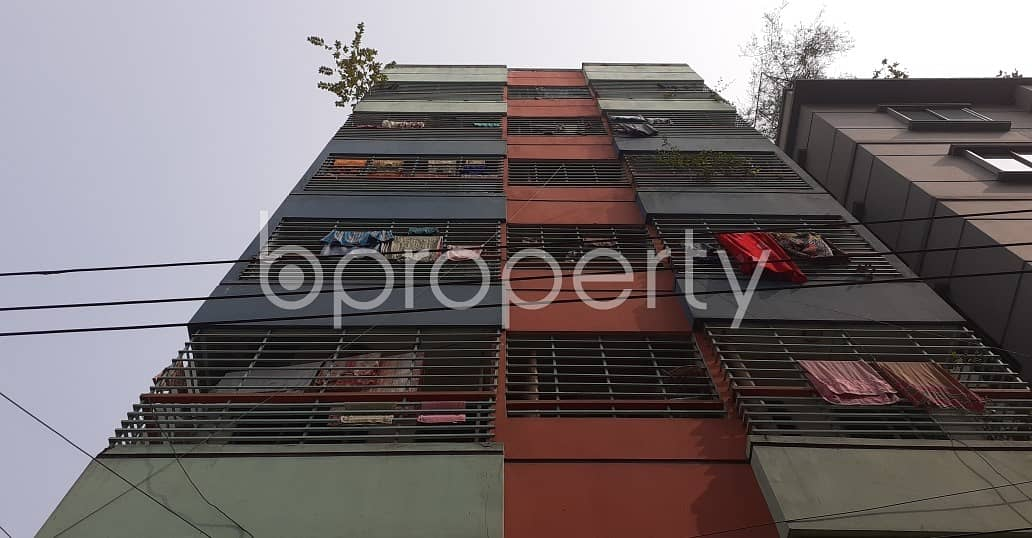 3 Bedroom & 2 Bathroom Apartment Is For Sale In Adabor Near Crest International School & College.