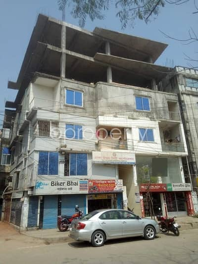 Office for Rent in Badda, Dhaka - In Madani Avenue Near Mohaimid Medical Center This Office Space Of 600 Sq. Ft Is Up For Rent.