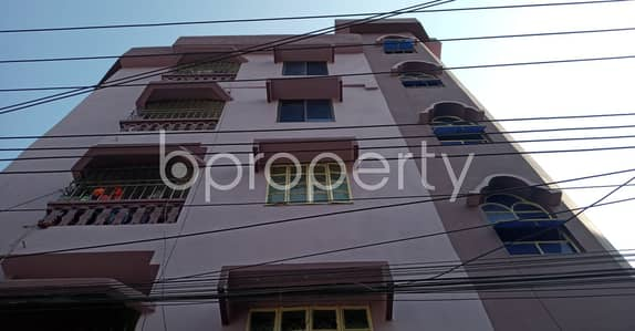 2 Bedroom Apartment for Rent in 36 Goshail Danga Ward, Chattogram - This Flat Has 2 Bedroom Up For Rent At Bandar Nearby G. r. k. Multi High School