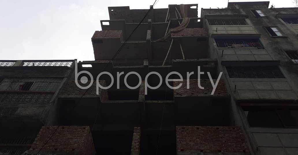 A Beautiful Apartment Is Up For Sale At Nurjahan Road Near Mohammadpur Mohila University College