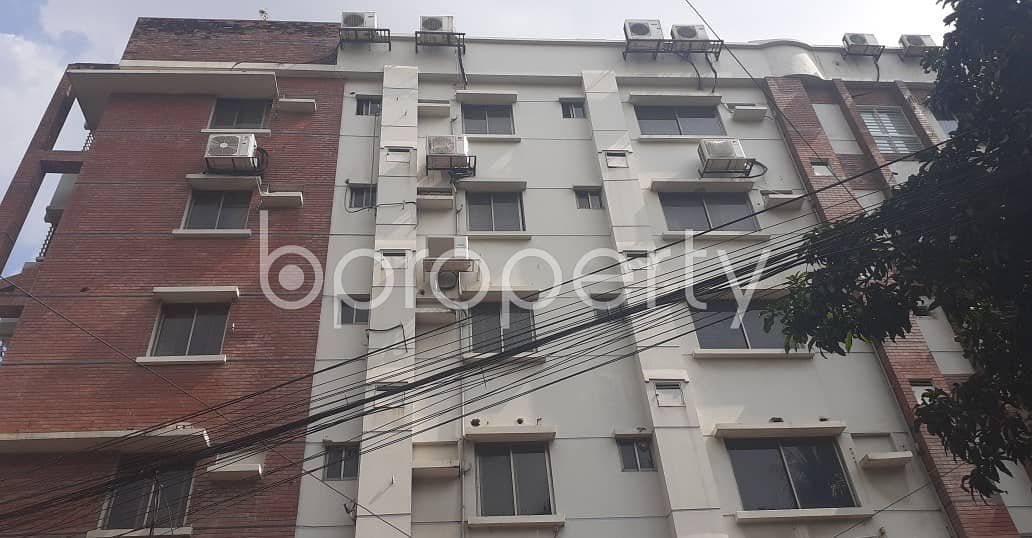 2000 SQ FT flat is now Vacant to rent in Gulshan close to Gulshan Police Station