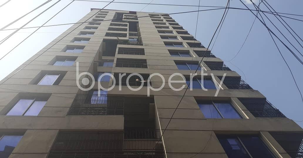 An Apartment Is Ready For Rent At Gulshan 1, Near Sapra Masjid.