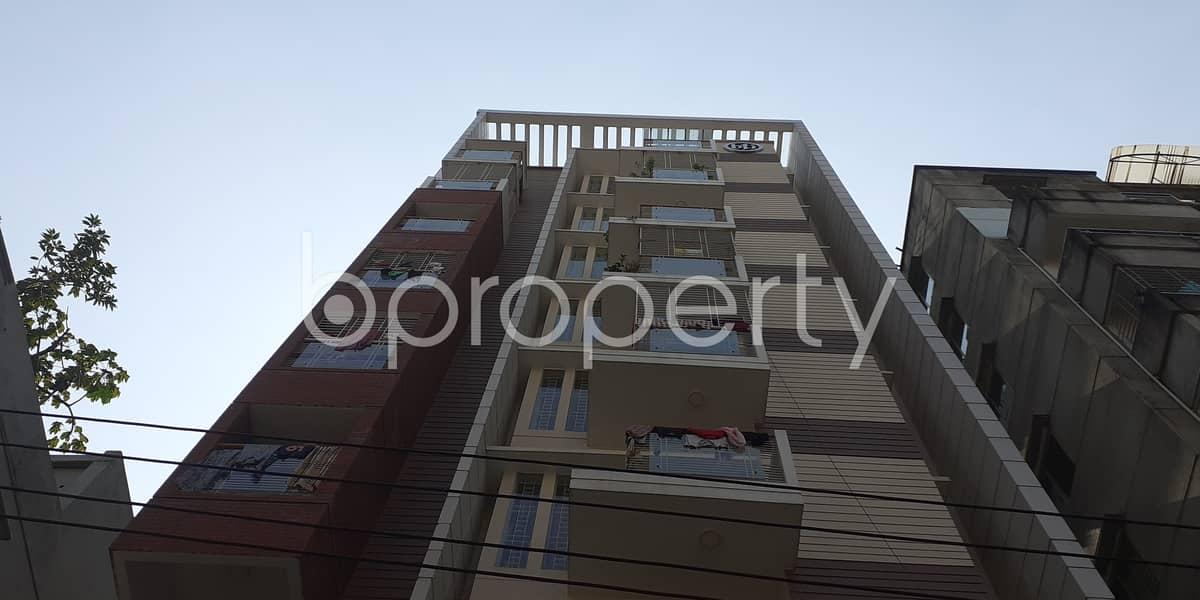 Apartment For Sale In Bashundhara, Near Bashundhara Eye Hospital