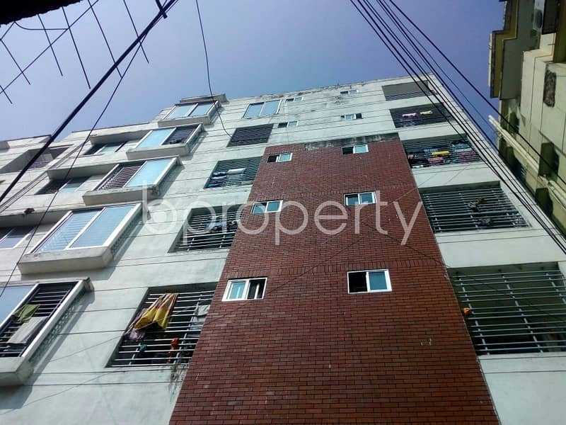Nice Apartment Is Ready To Rent In South Khulshi R/a, Near Port City International University.