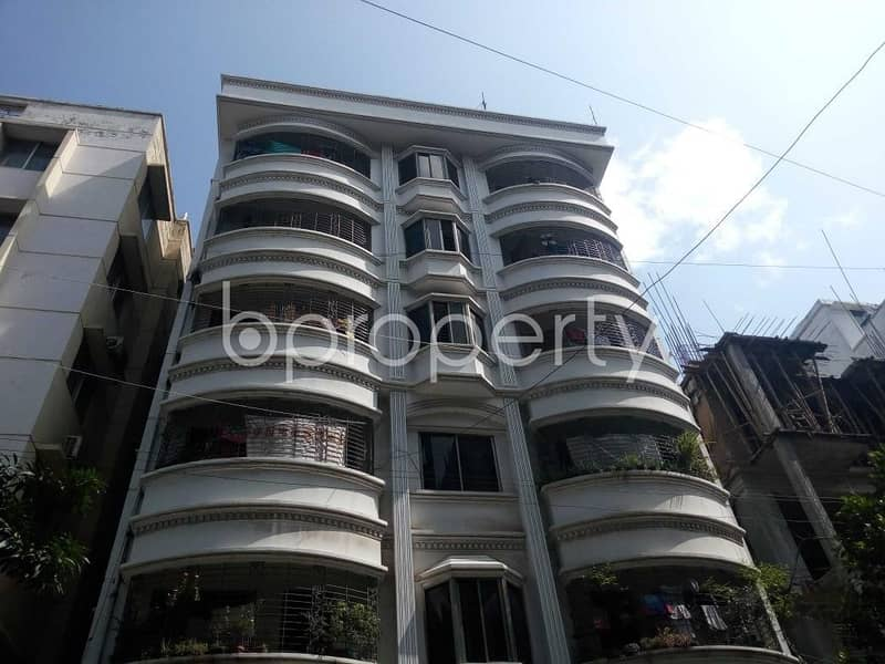 Check This Apartment Up For Rent At Uttara Near Mercantile Bank Limited.
