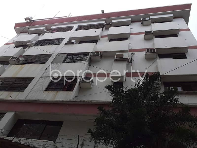 Take This Residential Flat Is For Rent At Uttara Area Nearby Masjid Al Magfirah