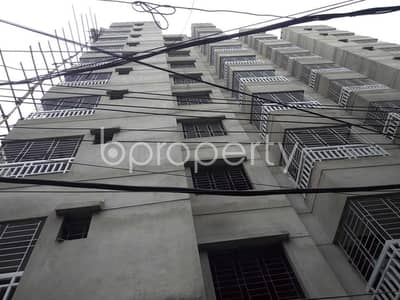In The Location Of Dhanmondi An Apartment For Sale Near Sukrabad Jame Masjid.