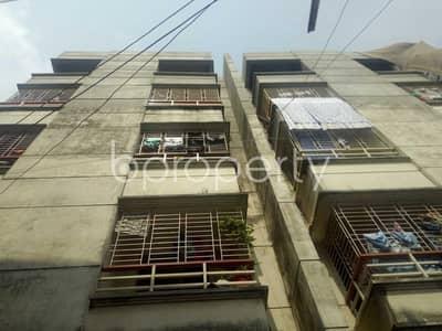 2 Bedroom Apartment for Rent in Khilkhet, Dhaka - A Flat Can Be Found In Khilkhet For Rent, Near Bot Tola Masjid