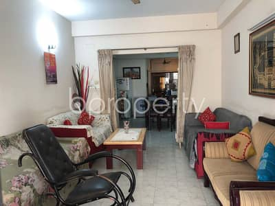 Remarkable 1575 SQ FT Apartment Is Up For Sale In Niketan Nearby Niketan Central Mosque