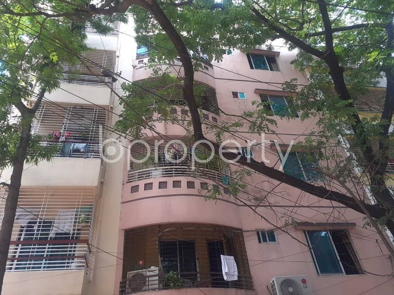 Comfortable And Nicely Planned Flat In Lalmatia For Rent Nearby Lalmatia Girls' High School
