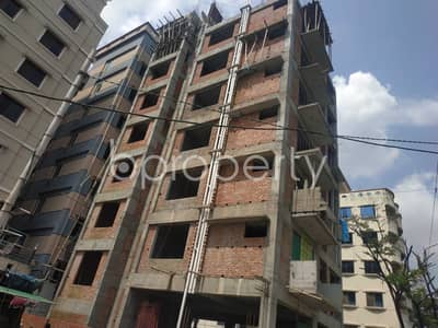 This 1534 Sq. Ft Apartment At Bashundhara R-A, Near Baitul Jannat Jame Masjid Is Up For Sale.