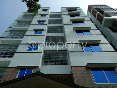 2540 SQ FT flat for rent in Bashundhara R-A near North South University