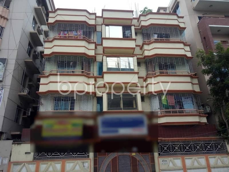550 Sq. Ft. commercial space is available for rent in Uttara nearby Standard Chartered Bank | ATM Booth