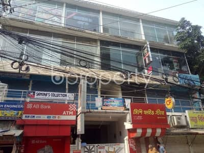 800 SQ FT space for rent in Uttara Sector 3 near mosque