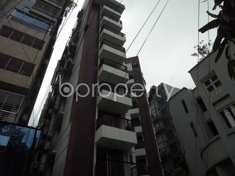 1670 SQ FT flat for rent in Banani near Banani Police Station