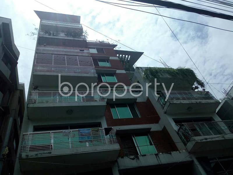 An apartment for sale includes at South Khulshi, near Radiant School and College