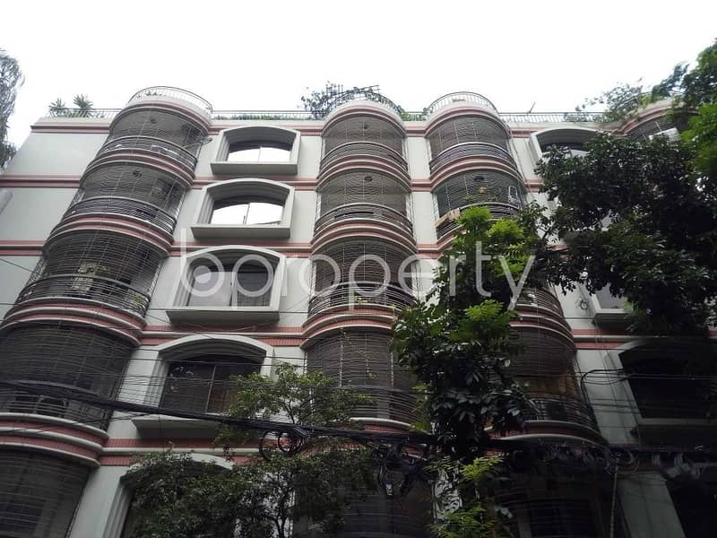 A Full Furnished Flat Is Up For Rent In Gulshan 1, Nearby Dutch-bangla Bank Limited