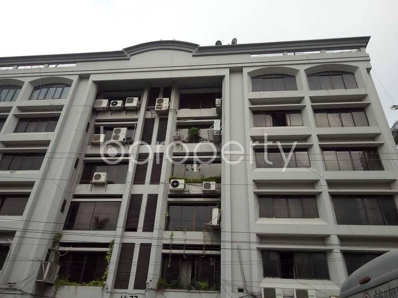 Flat for Rent in Gulshan near Gulshan Jame Masjid