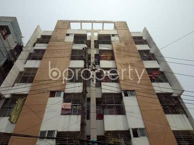 Fine Flat Is Now For Sale Which Is In Babar Road Near Al-markazul Islami Hospital