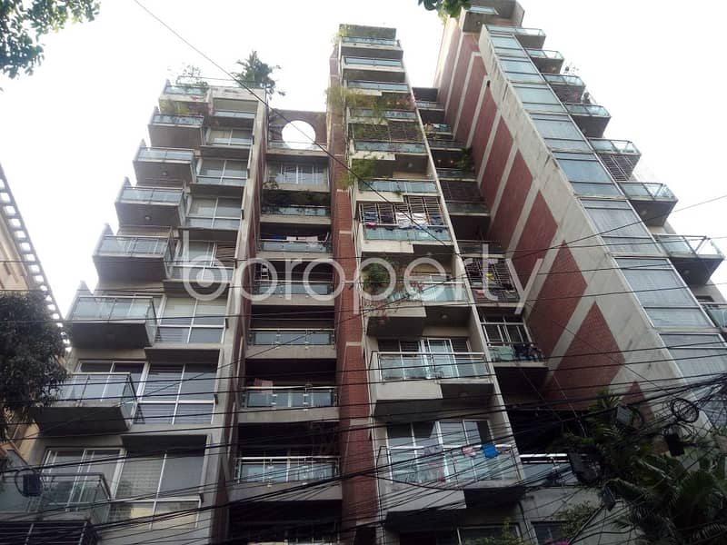 A 3848 SQ FT apartment is waiting for sale at Banani nearby Banani Bidyaniketan School & College
