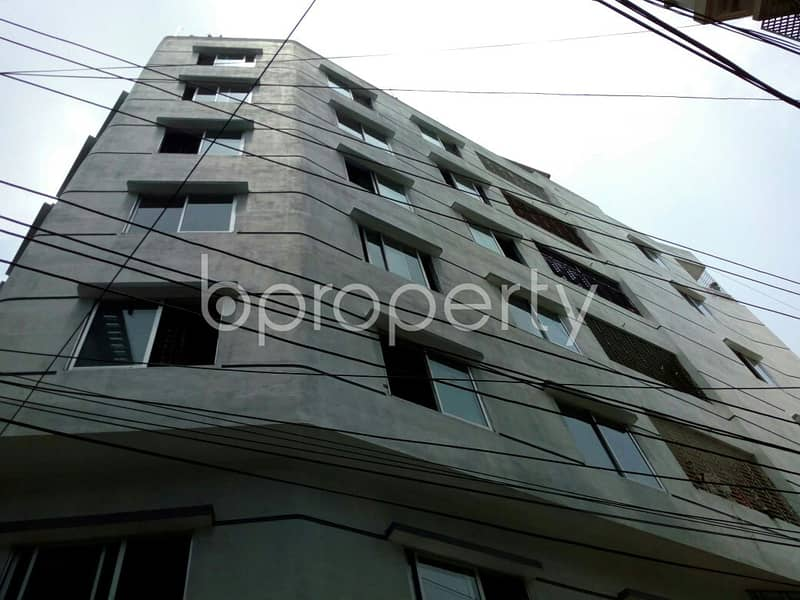 Apartment for Sale in Dhanmondi nearby Central Mosque