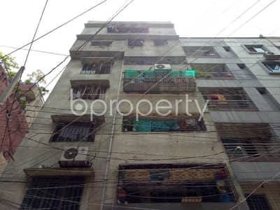 We Have A Ready Flat For Rent In Lalmatia Nearby Al-manar Hospital Ltd.