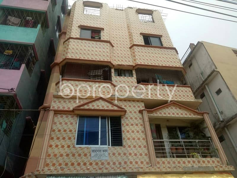 300 SQ FT flat for sale in Halishahar near EPZ Police Station