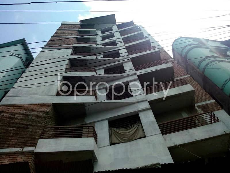 Rarely Available Apartment Is Up For Sale At Lal Khan Bazaar Near To Chatogram Government Women's College