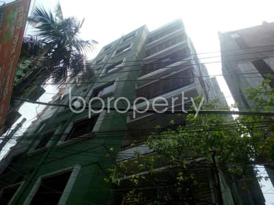 600 SQ FT flat for rent in Rampura near Dutch Bangla Bank ATM Booth