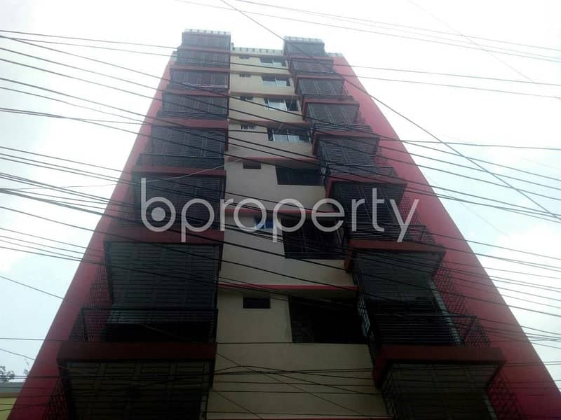 Apartment of 950 SQ FT for rent in Rampura, near Dutch-Bangla Bank Limited | ATM Booth